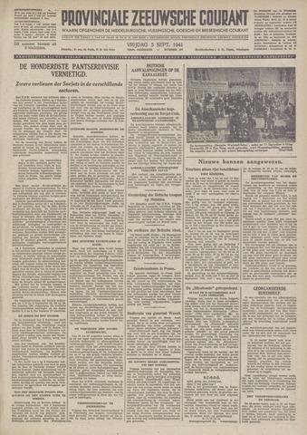 Provinciale Zeeuwse Courant 1941-09-05