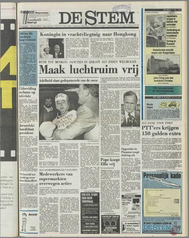 de Stem 1989-05-13