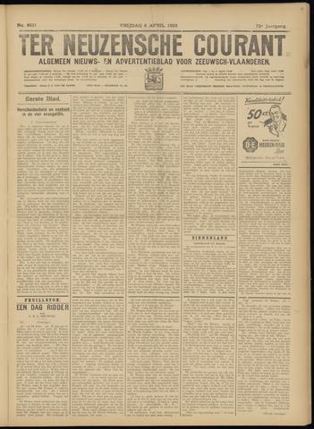 Ter Neuzensche Courant. Algemeen Nieuws- en Advertentieblad voor Zeeuwsch-Vlaanderen / Neuzensche Courant ... (idem) / (Algemeen) nieuws en advertentieblad voor Zeeuwsch-Vlaanderen 1932-04-08