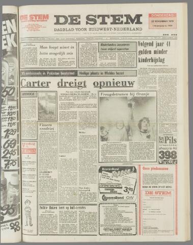 de Stem 1979-11-22