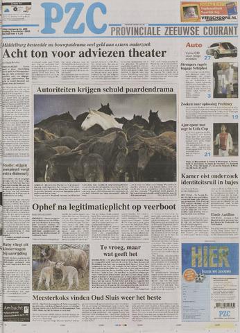 Provinciale Zeeuwse Courant 2006-11-03