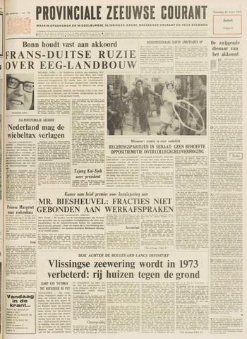 Provinciale Zeeuwse Courant 1972-03-22