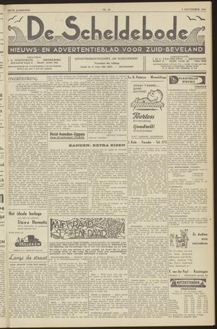 Scheldebode 1962-11-09