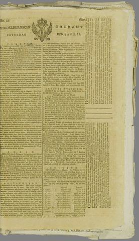 Middelburgsche Courant 1807-04-04
