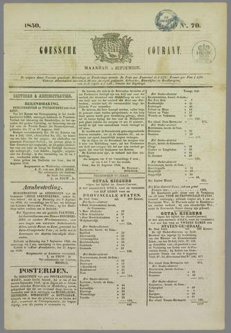 Goessche Courant 1850-09-02