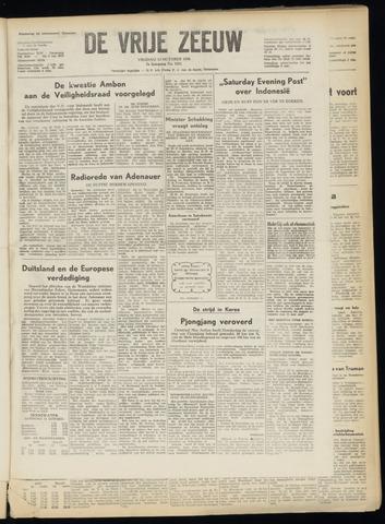 de Vrije Zeeuw 1950-10-13