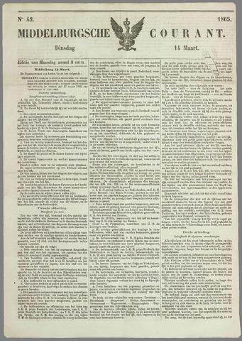 Middelburgsche Courant 1865-03-14