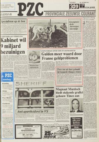 Provinciale Zeeuwse Courant 1986-04-05