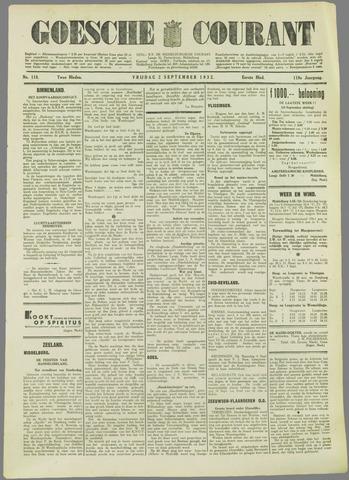 Goessche Courant 1932-09-02