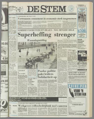 de Stem 1985-02-14