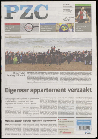 Provinciale Zeeuwse Courant 2013-12-02