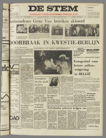 de Stem 1971-08-24