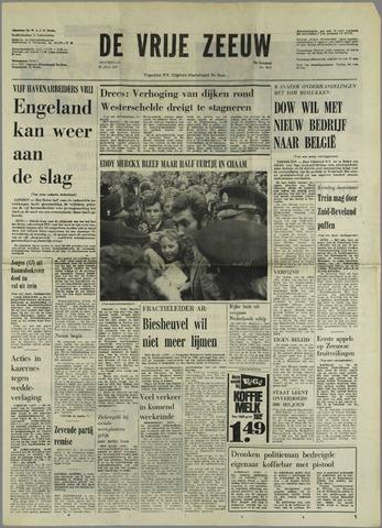 de Vrije Zeeuw 1972-07-27