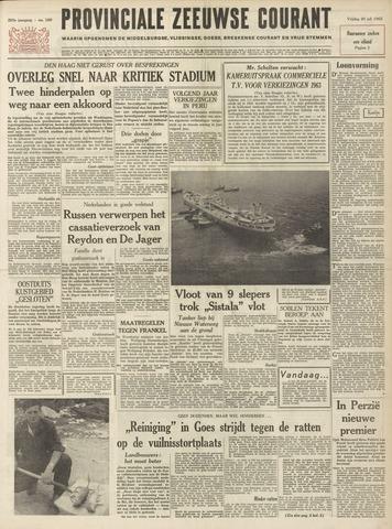 Provinciale Zeeuwse Courant 1962-07-20