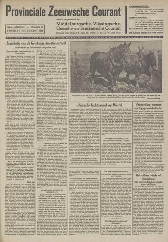 Provinciale Zeeuwse Courant 1941-03-18