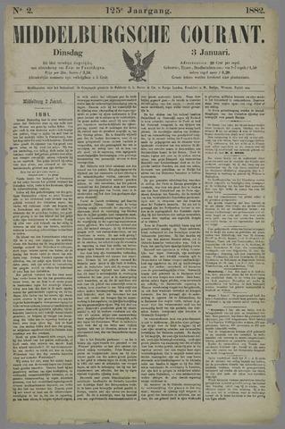 Middelburgsche Courant 1882-01-03