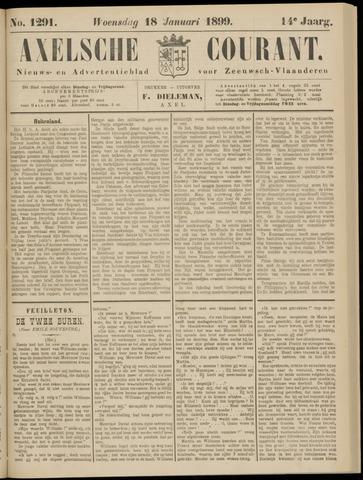 Axelsche Courant 1899-01-18