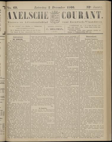 Axelsche Courant 1916-12-02