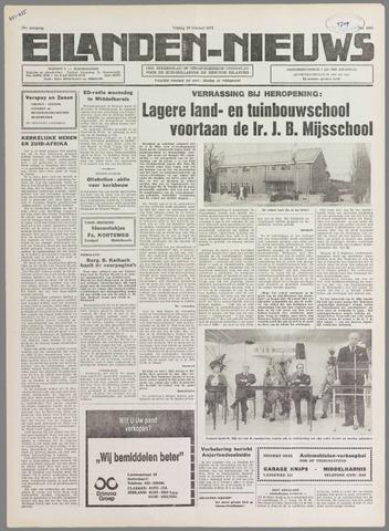 Eilanden-nieuws. Christelijk streekblad op gereformeerde grondslag 1978-02-10