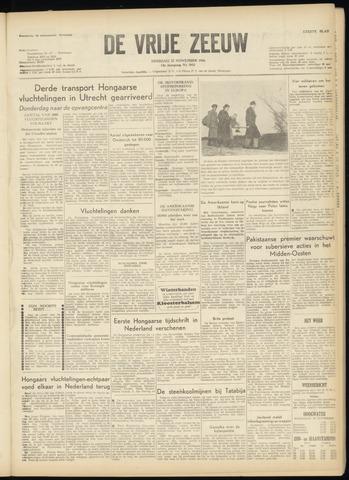 de Vrije Zeeuw 1956-11-27