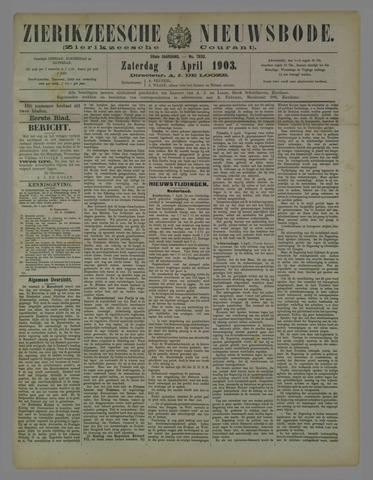 Zierikzeesche Nieuwsbode 1903-04-04
