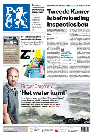 Provinciale Zeeuwse Courant 2020-01-29