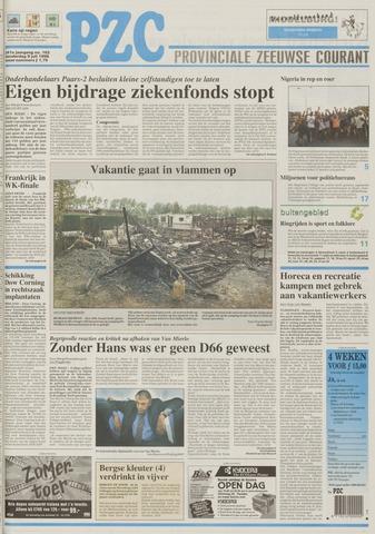 Provinciale Zeeuwse Courant 1998-07-09