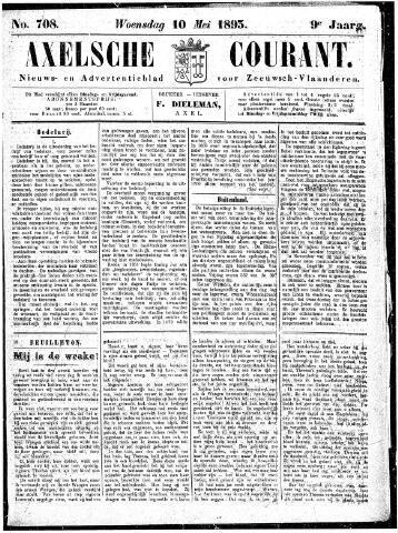 Axelsche Courant 1893-05-10