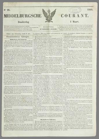 Middelburgsche Courant 1860-03-01