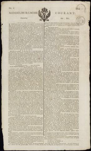 Middelburgsche Courant 1814-05-07