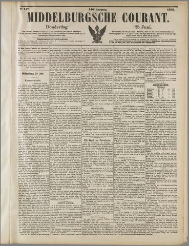 Middelburgsche Courant 1903-06-25