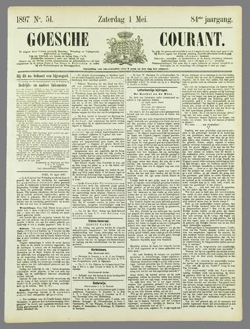 Goessche Courant 1897-05-01