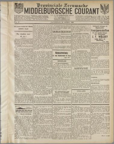 Middelburgsche Courant 1930-04-12