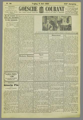Goessche Courant 1927-07-08