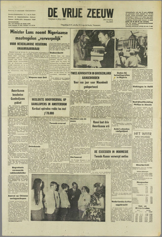de Vrije Zeeuw 1969-07-04