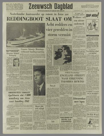 Zeeuwsch Dagblad 1961-12-05