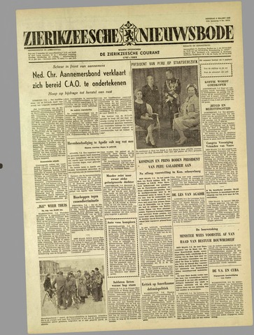 Zierikzeesche Nieuwsbode 1960-03-08