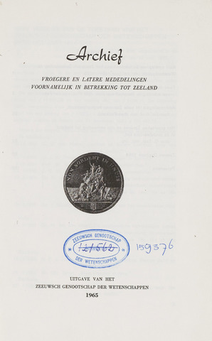 Archief 1965-01-01