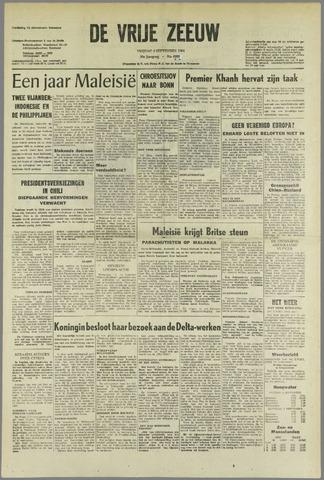 de Vrije Zeeuw 1964-09-04