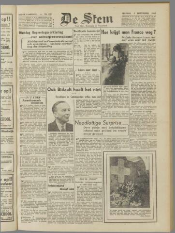 de Stem 1946-12-06