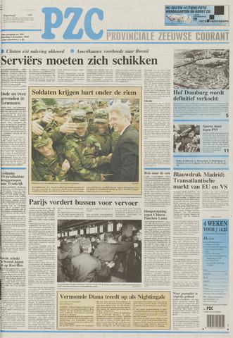 Provinciale Zeeuwse Courant 1995-12-04