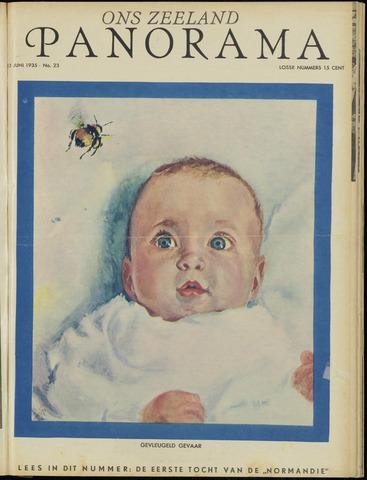 Ons Zeeland / Zeeuwsche editie 1935-06-13