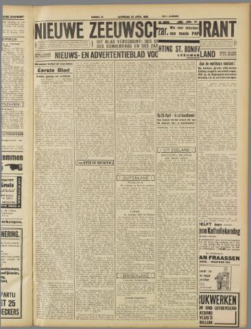 Nieuwe Zeeuwsche Courant 1933-04-22
