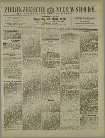 Zierikzeesche Nieuwsbode 1906-03-29