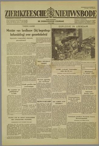 Zierikzeesche Nieuwsbode 1959-11-26
