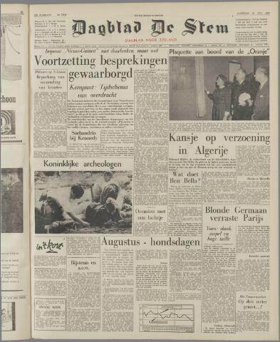 de Stem 1962-07-28