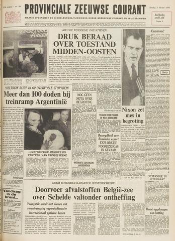 Provinciale Zeeuwse Courant 1970-02-03