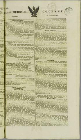 Middelburgsche Courant 1837-08-22