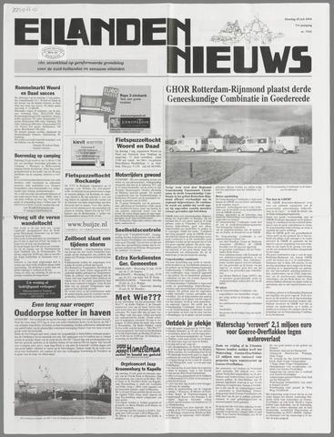 Eilanden-nieuws. Christelijk streekblad op gereformeerde grondslag 2004-07-20