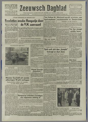 Zeeuwsch Dagblad 1956-11-22